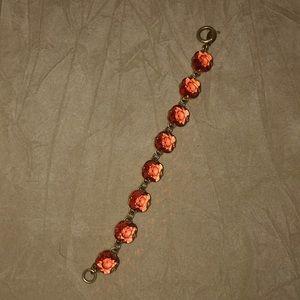 Salmon Catherine Popesco Bracelet